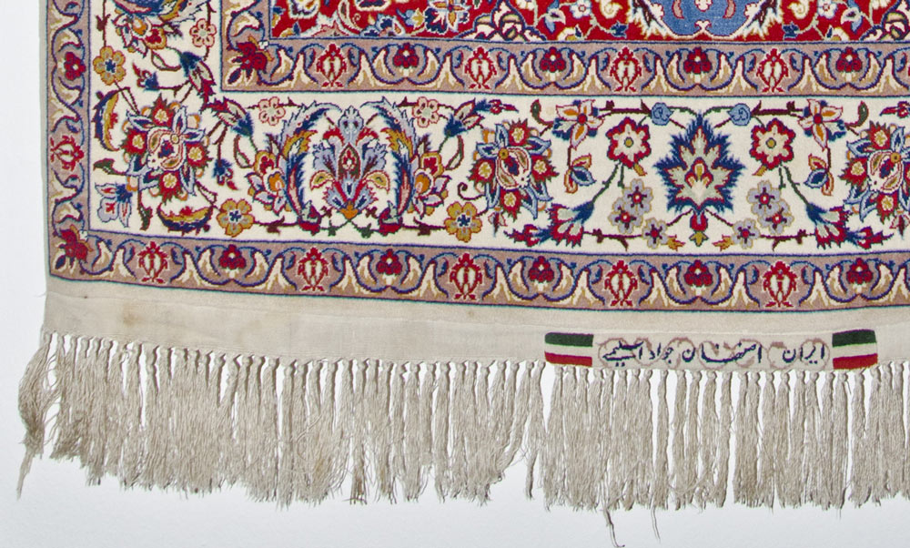 Isfahan  KI Teppichshop München