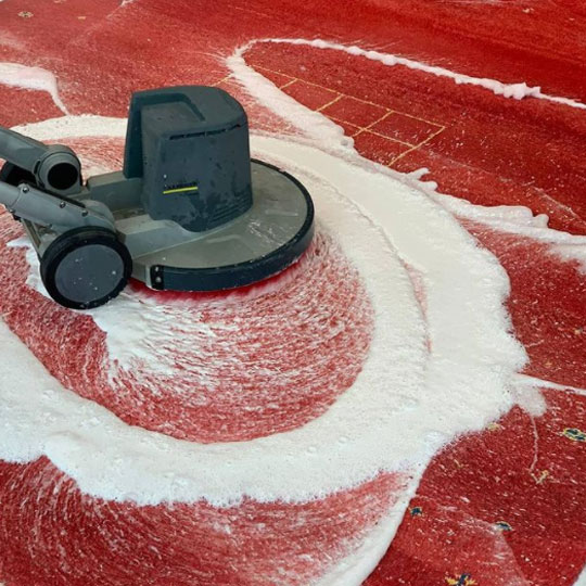 Teppichreinigung Starnberg