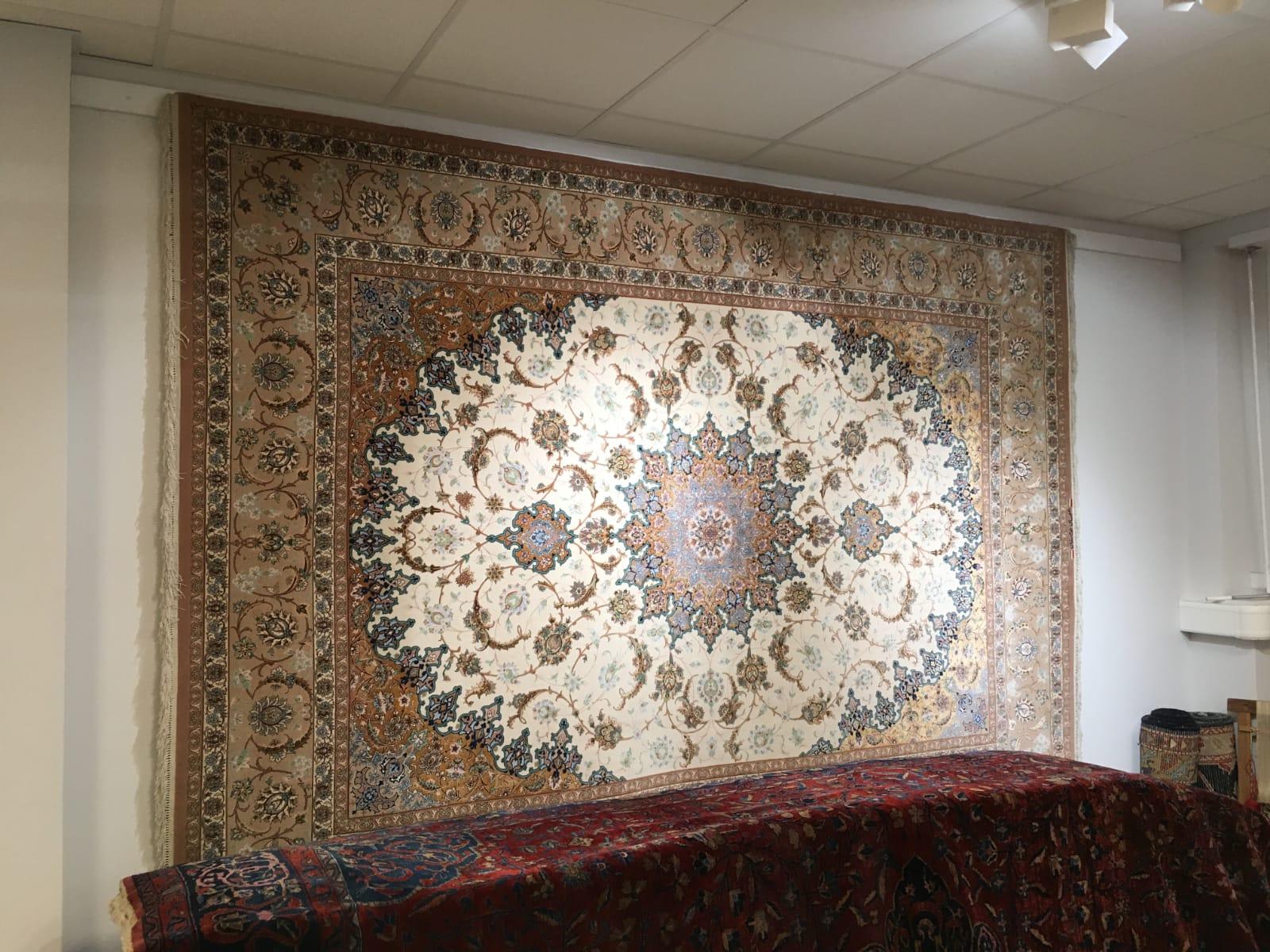 Teppich – Dekoration für die Wand