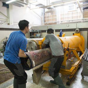 Teppichreinigung Teppichreparatur