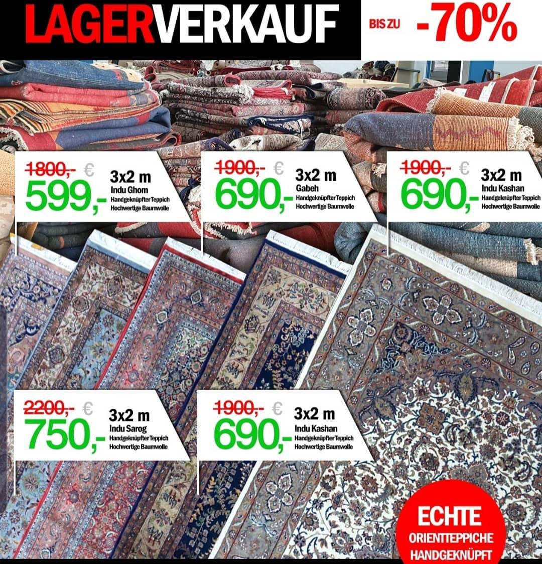 Lagerverkauf in Olching