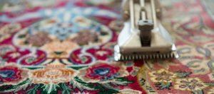 Teppich Scheren