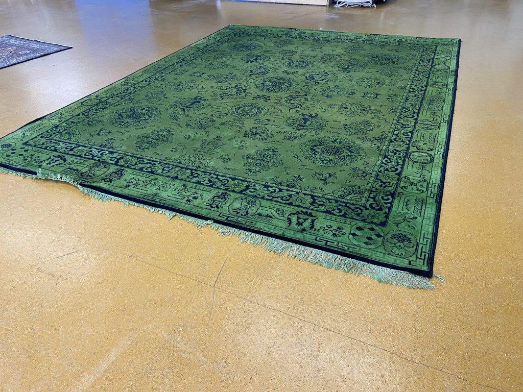Teppich färben lassen